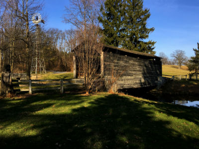 Eichelberger's Covered Bridge