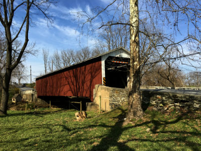 Eshelman's Mill Covered Bridge