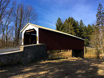 Forry's Mill Covered Bridge