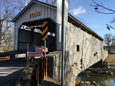 Keller's Mill Covered Bridge