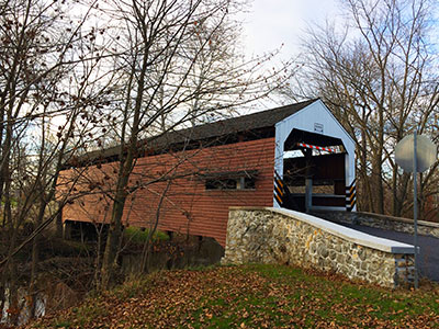 Schenck's Mill Covered Bridge