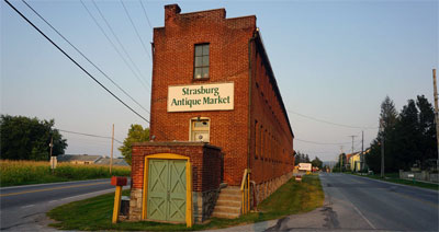 Strasburg Antique Market