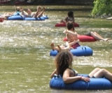 Sickman's Mill Creek Tubing