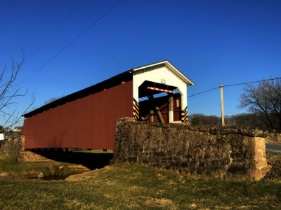 Weaver's Mill Covered Bridge