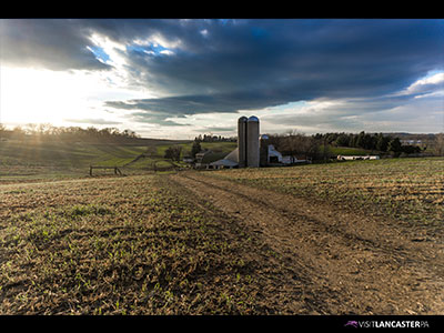 Amish Country Farm Wallpaper 12 2015 Thumb Day's End