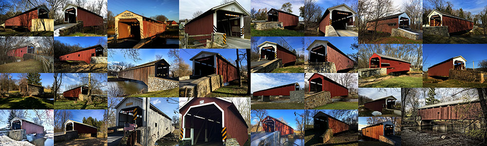 Covered Bridges in Lancaster County PA 201