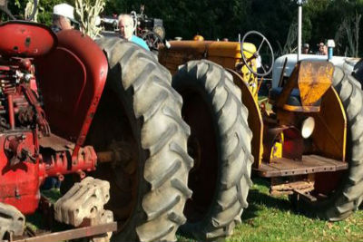 Fair Fun In Lancaster County Cover Tractors A Guide To Community Fairs in Lancaster County for 201