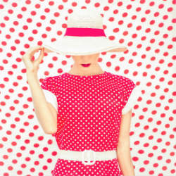 Fashion Polkadots For Mom Gift Ideas Red Gifts for Mom in Lancaster County