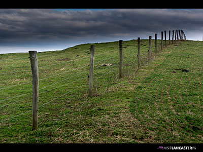 Fence on Horizon Wallpaper 12 2015 Thumb The Coming Storm