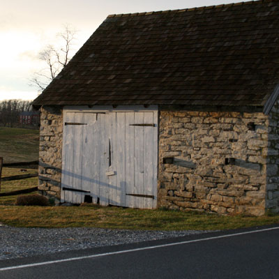 Lancaster Country Amish Shed