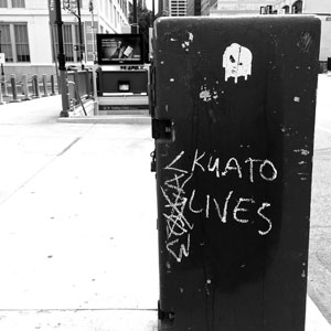Photo By Jennifer Strouse Graffiti You were bonding with your daughter. Tell me about that. What would you guys do where would you walk? What kind of shots were you getting?