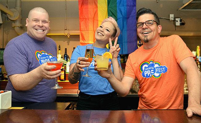 Pride Fest Lancaster 2017 photo by Kathlene Sullivan for Character's Pub