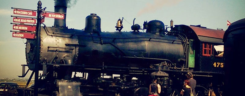 Steampunk Strasburg RR So you're in town for Steampunk unLimited?