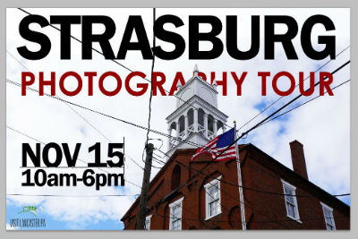 Strasburg PA Photography Tour Cover The Strasburg Photography Tour Fall 201
