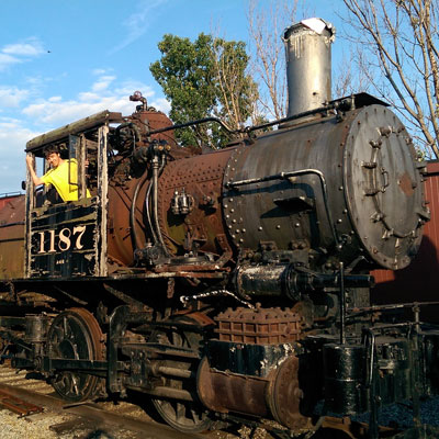 Strasburg Railroad Trains