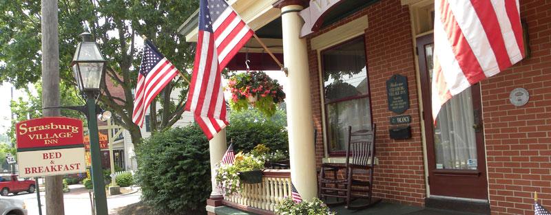 Strasburg Village Inn Lancaster PA Inns in Lancaster