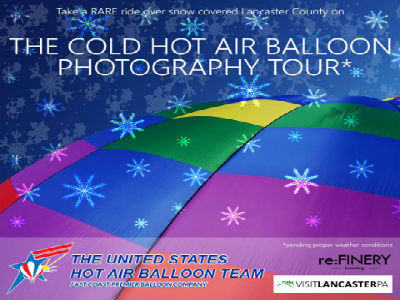 The Cold Hot Air Balloon Photography Tour Cover The Cold Hot Air Balloon Ride
