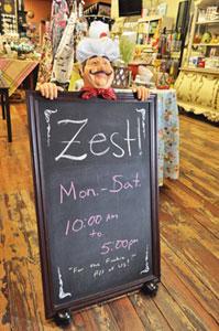 Zest Lancaster PA Gourmet Cooking Zest!