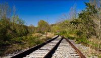 abandoned railroad.JPG Quarryville Branch Abandoned Railroad